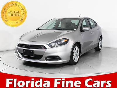 Used DODGE DART 2016 HOLLYWOOD SXT