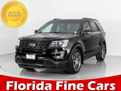 Used FORD EXPLORER 2016 WEST PALM SPORT