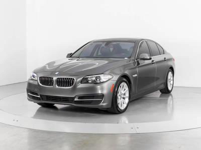 Used BMW 5-SERIES 2014 WEST PALM 535I XDRIVE