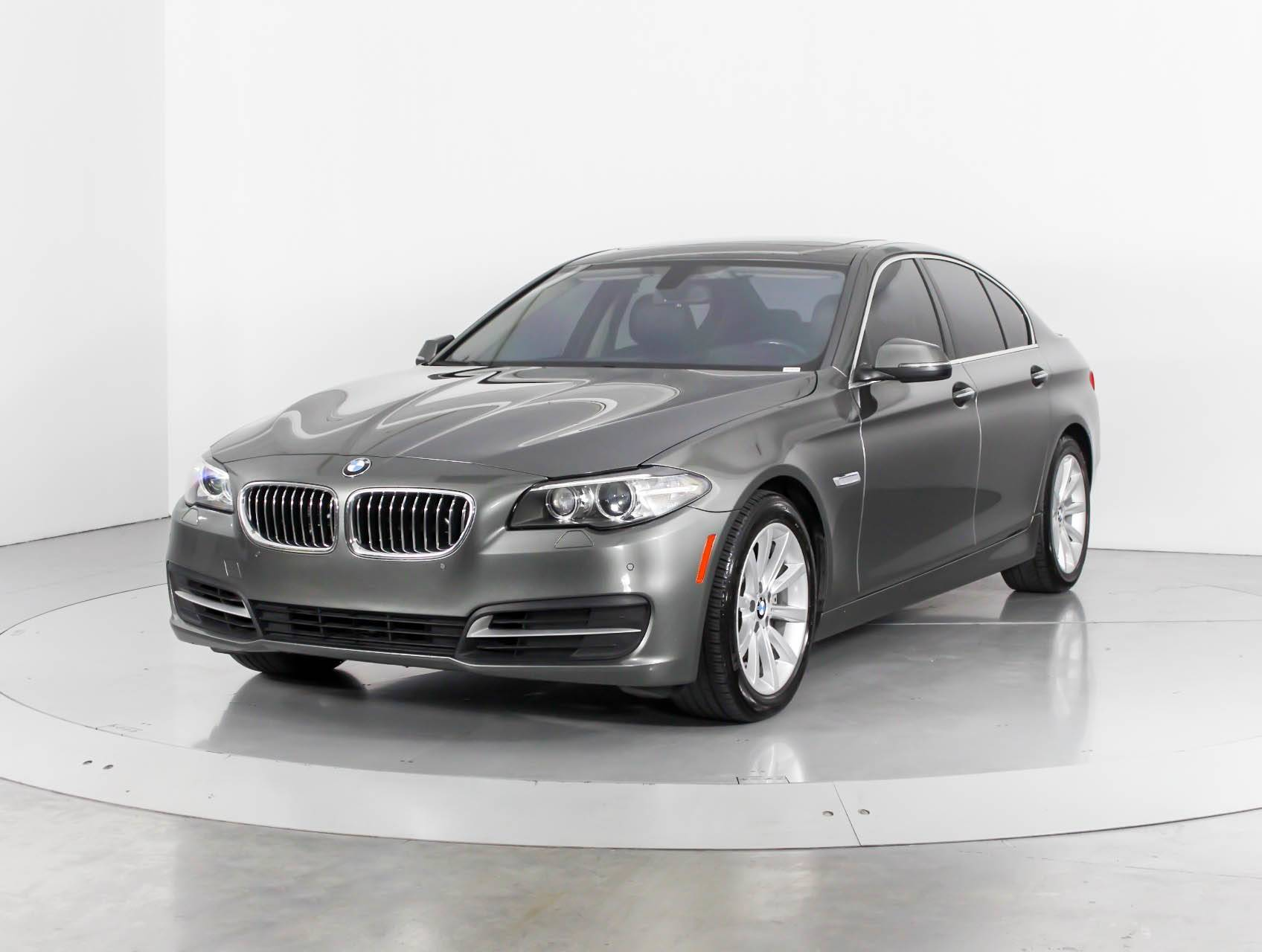 5 Miles Cars For Sale >> Used 2014 Bmw 5 Series 535i Xdrive Sedan For Sale In West Palm Fl