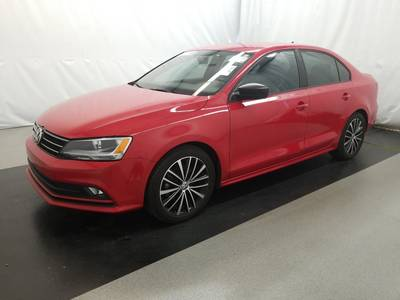 Used VOLKSWAGEN JETTA 2015 WEST PALM Sport