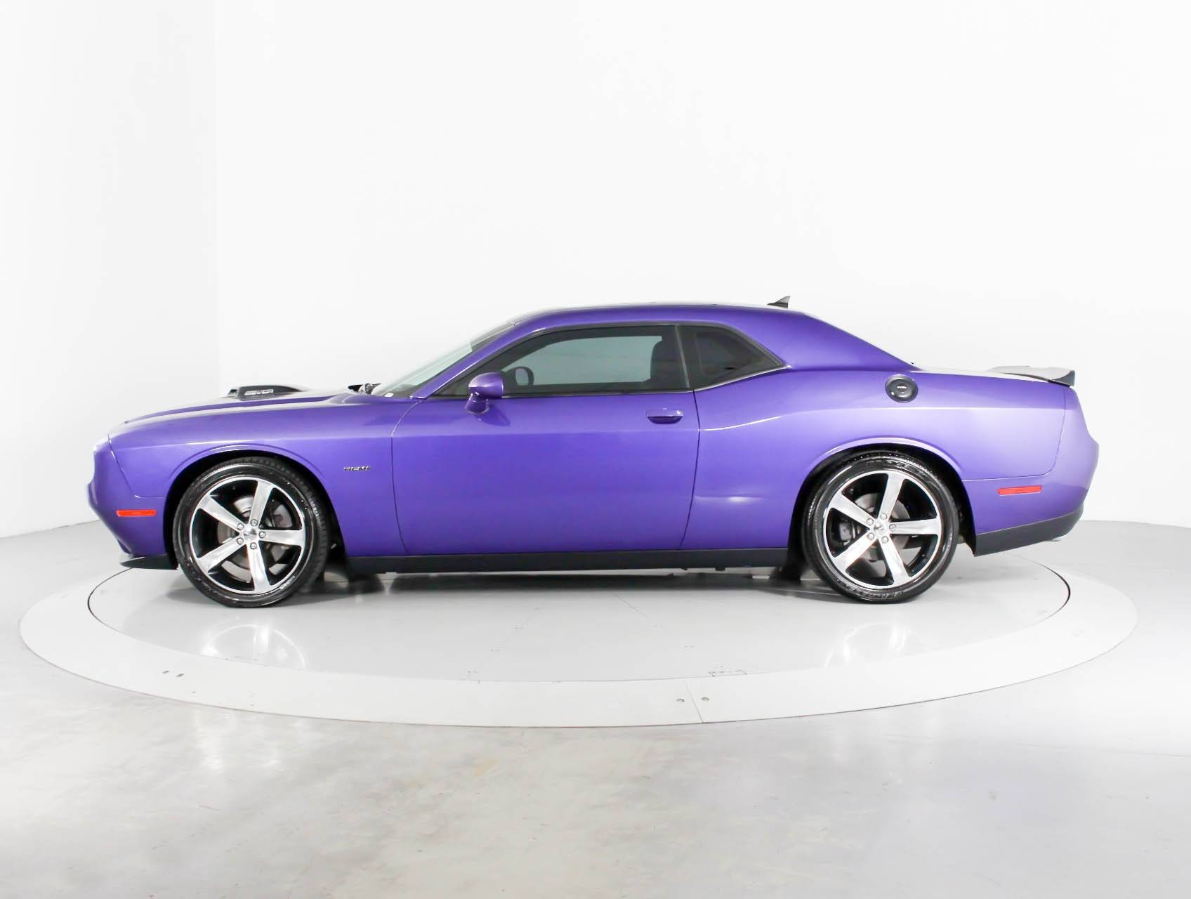Challenger Shaker For Sale >> Used 2016 Dodge Challenger R T Plus Shaker Coupe For Sale In