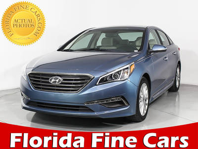 Used HYUNDAI SONATA 2015 MARGATE Limited