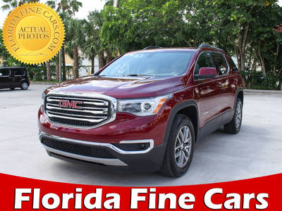Used GMC ACADIA 2018 MARGATE SLE2