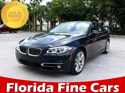Used BMW 5-SERIES 2016 MARGATE 535I