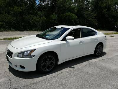 Used NISSAN MAXIMA 2014 WEST PALM S