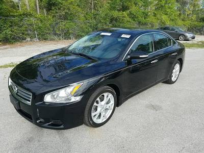 Used NISSAN MAXIMA 2014 WEST PALM Sv