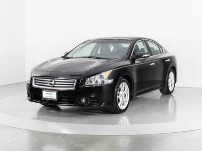 Used NISSAN MAXIMA 2014 HOLLYWOOD Sv