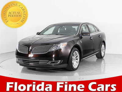 Used LINCOLN MKS 2014 WEST PALM