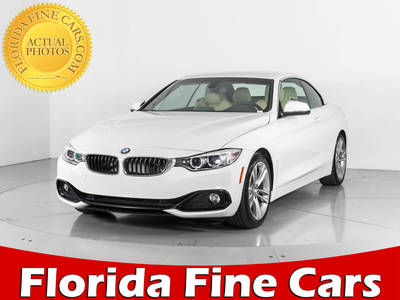 Used BMW 4-SERIES 2017 WEST PALM 430I