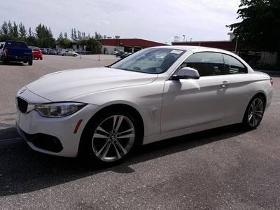 Used BMW 4-SERIES 2017 WEST PALM 430I