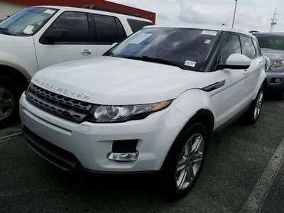 Used LAND-ROVER RANGE-ROVER-EVOQUE 2014 WEST PALM PURE PLUS