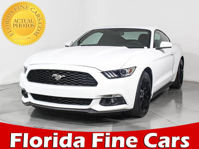 Used FORD MUSTANG 2016 MIAMI Ecoboost Performace
