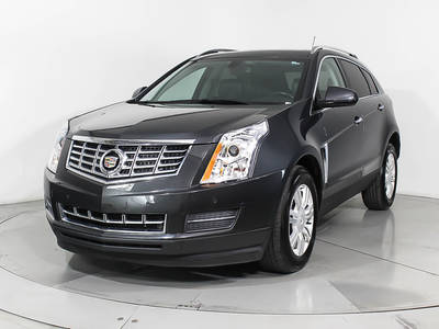 Used CADILLAC SRX 2015 WEST PALM LUXURY