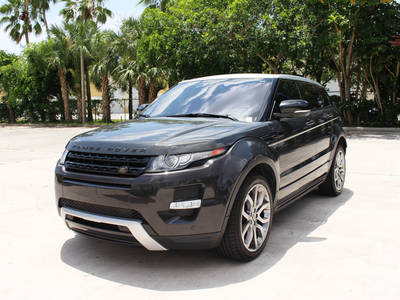 Used LAND-ROVER RANGE-ROVER-EVOQUE 2013 MARGATE DYNAMIC PREMIUM