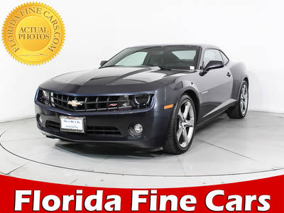 Used CHEVROLET CAMARO 2013 MIAMI 2LT