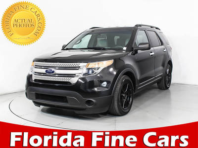 Used FORD EXPLORER 2013 HOLLYWOOD