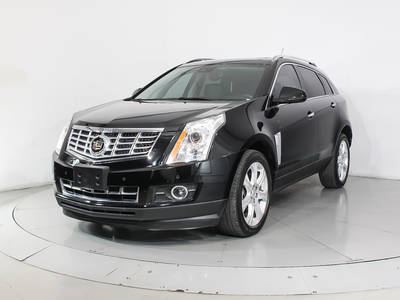 Used CADILLAC SRX 2016 HOLLYWOOD Luxury