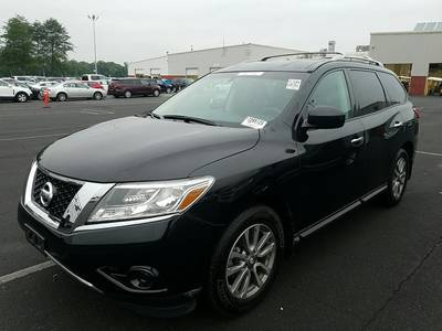 Used NISSAN PATHFINDER 2015 HOLLYWOOD S