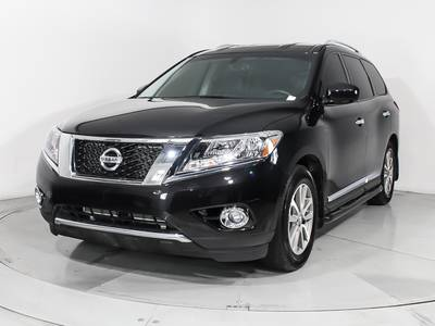 Used NISSAN PATHFINDER 2015 MIAMI Sl