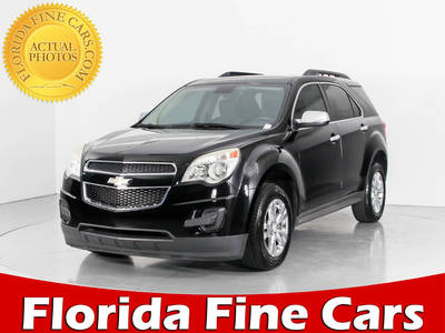 Used CHEVROLET EQUINOX 2013 WEST PALM 1LT