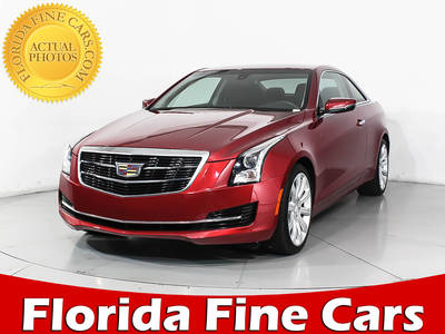 Used CADILLAC ATS 2015 HOLLYWOOD Coupe