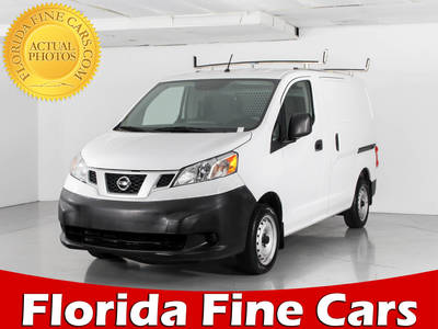 Used NISSAN NV200 2014 WEST PALM S