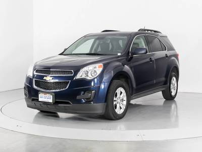 Used CHEVROLET EQUINOX 2015 WEST PALM 1LT