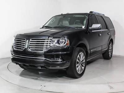 Used LINCOLN NAVIGATOR 2015 WEST PALM