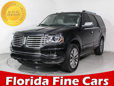 Used LINCOLN NAVIGATOR 2015 MIAMI