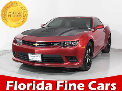 Used CHEVROLET CAMARO 2014 MIAMI 2SS