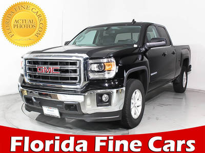 Used GMC SIERRA 2015 MIAMI Sle 4x4