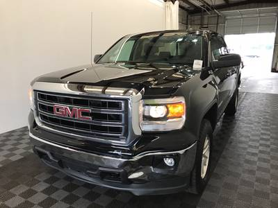 Used 2014 GMC SIERRA Sle Crew Cab 4x4 Truck for sale in