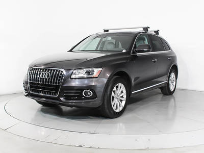 Used AUDI Q5 2015 HOLLYWOOD Premium Plus Quattro