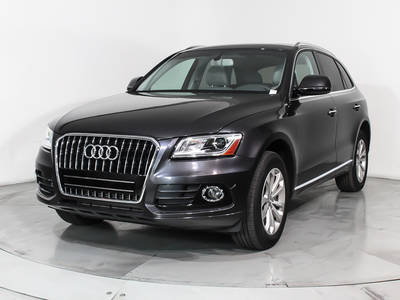 Used AUDI Q5 2015 WEST PALM Premium Plus Quattro