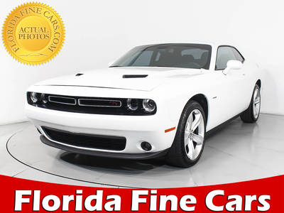 Used DODGE CHALLENGER 2018 MIAMI R/t