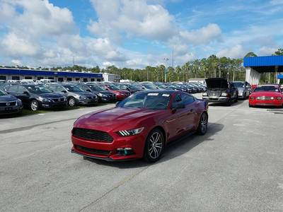 Used FORD MUSTANG 2017 WEST PALM ECOBOOST