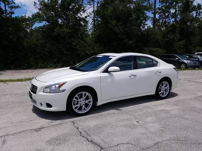 Used NISSAN MAXIMA 2014 WEST PALM Sv Premium Sport