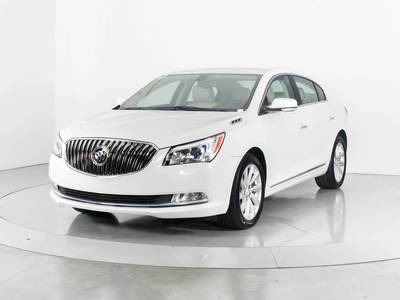 Used BUICK LACROSSE 2016 WEST PALM LEATHER
