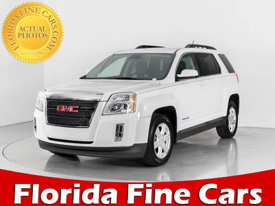 Used GMC TERRAIN 2015 WEST PALM SLE2