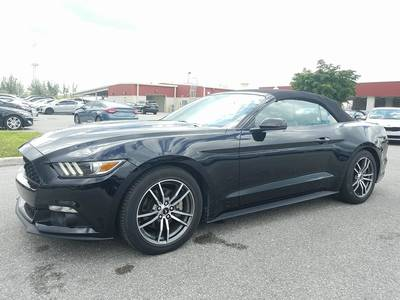 Used FORD MUSTANG 2017 WEST-PALM Ecoboost Premium