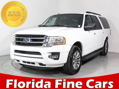 Used FORD EXPEDITION-EL 2017 MARGATE Xlt