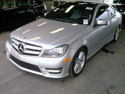 Used MERCEDES-BENZ C-CLASS 2012 WEST PALM C350 Sport