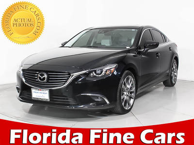 Used MAZDA MAZDA6 2016 MIAMI GRAND TOURING