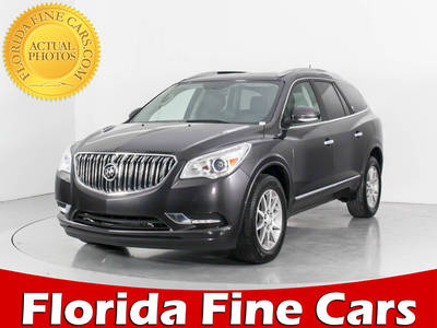 Used BUICK ENCLAVE 2015 WEST PALM LEATHER