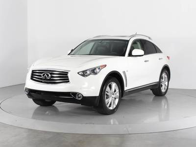 Used INFINITI QX70 2015 WEST PALM Touring