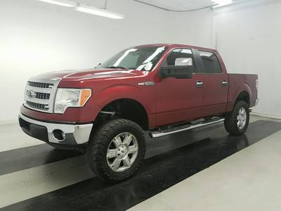 Used FORD F-150 2013 MIAMI Xlt
