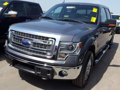 Used FORD F-150 2014 MIAMI Xlt 4x4