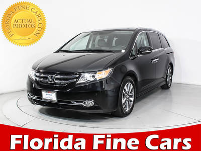 Used HONDA ODYSSEY 2015 HOLLYWOOD Touring Elite