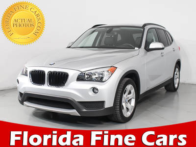 Used BMW X1 2013 HOLLYWOOD SDRIVE28I